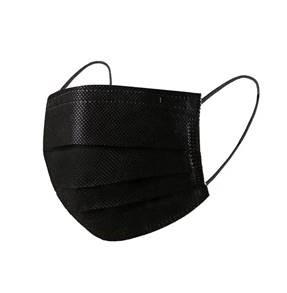 Black Disposable Surgical Style Face Mask | BDFM