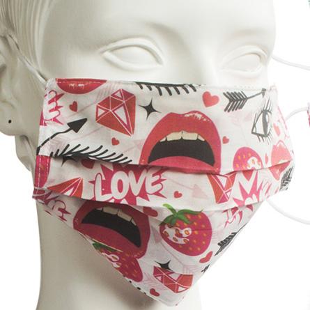 Surgical Style Digital Print Cotton Face Masks | SDCFM