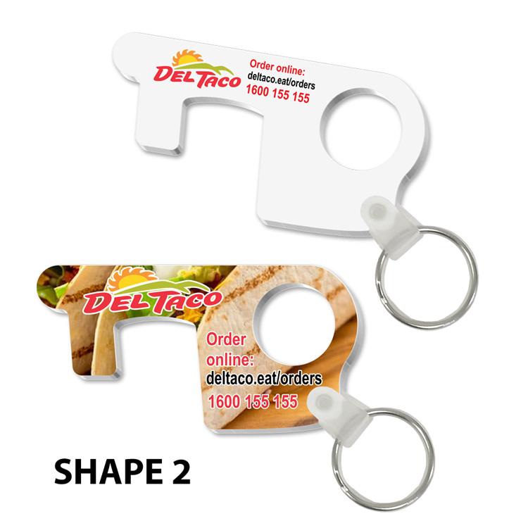 Covid Key - Shape 2