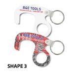 Covid Key - Shape 3