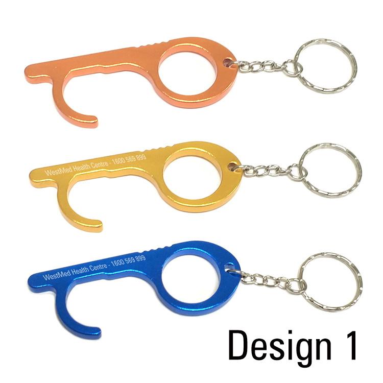 No-Touch Door Opener - Design 1