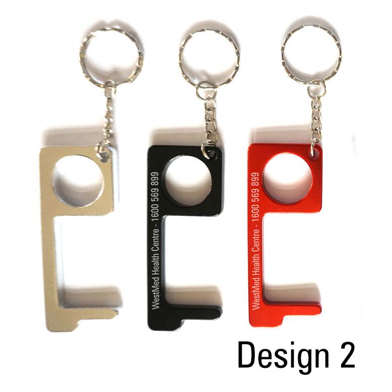 No-Touch Door Opener - Design 2