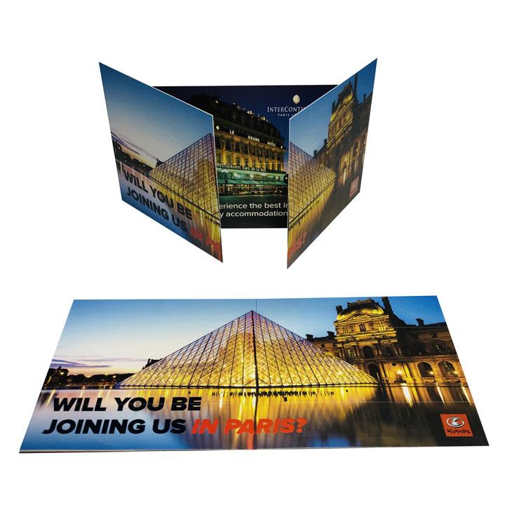 Promo Mailer Card