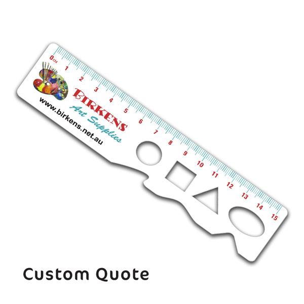 Custom Rulers
