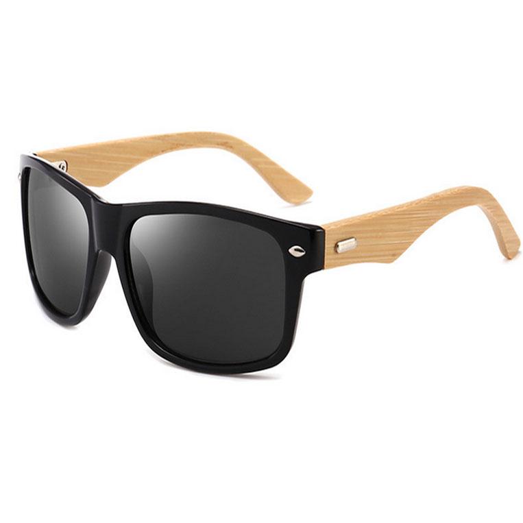 Bamboo Fashion Sunglasses