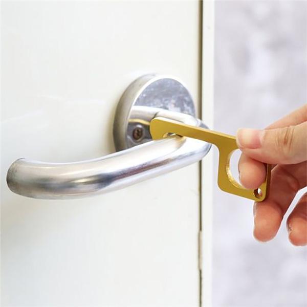 No-Touch Door Opener Push Buttons