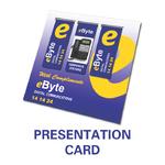 Magnetic Bookmarks presentation card