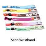 Satin Wristband