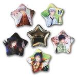 Star Button Badges