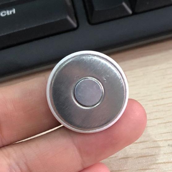 Fridge Magnet Button Badgesk